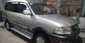 Cần bán xe Toyota Zace GL 2005, màu bạc chính chủ giá 300 triệu tại Tp.HCM