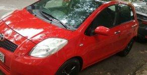 Bán xe Toyota Yaris 2008, màu đỏ, nhập khẩu  giá 360 triệu tại Hà Nội