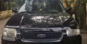 Cần bán Ford Escape MT 2004, màu đen, xe đi giữ, chăm sóc tốt, gầm cao máy khỏe giá 187 triệu tại Hưng Yên