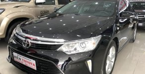 Cần bán xe Toyota Camry 2.5Q năm sản xuất 2017, màu đen giá 1 tỷ 120 tr tại Tp.HCM