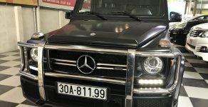 Cần bán xe Mercedes G63 năm sản xuất 2014, màu đen, nhập khẩu nguyên chiếc giá 7 tỷ 550 tr tại Hà Nội