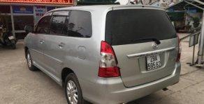 Bán Toyota Innova 2.0 E năm sản xuất 2012, màu bạc, giá tốt giá 489 triệu tại Hà Nội
