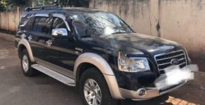 Bán xe Ford Everest 2.5L 4x2 MT đời 2008, màu đen, giá chỉ 450 triệu giá 450 triệu tại Đắk Lắk