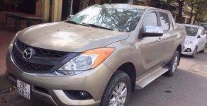 Cần bán lại xe Mazda BT 50 đời 2015, màu vàng xe gia đình giá 12 triệu tại Hà Nội