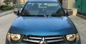 Cần bán gấp Mitsubishi Triton GLX 4x2 MT năm 2012, màu xanh lam  giá 345 triệu tại Hà Nội
