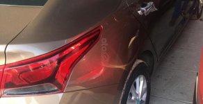 Bán xe Hyundai Accent đời 2019, màu vàng cát giá 540 triệu tại Tp.HCM