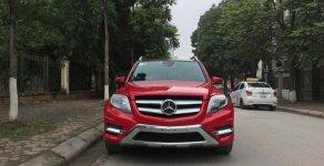 Bán Mercedes GLK250 AMG model 2014, màu đỏ cực đẹp giá 1 tỷ 180 tr tại Hà Nội