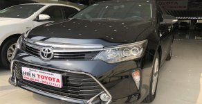 Bán xe Toyota Camry 2.5Q sản xuất 2018, màu đen giá 1 tỷ 230 tr tại Tp.HCM