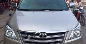 Xe Toyota Innova năm sản xuất 2014, màu nâu số sàn giá 567 triệu tại Tp.HCM