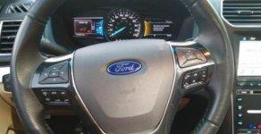 Bán Ford Explorer Limited 2.3L EcoBoost năm 2016, màu trắng, xe nhập còn mới giá 1 tỷ 920 tr tại Tp.HCM
