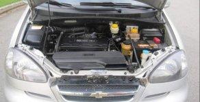 Bán ô tô Chevrolet Vivant đời 2008, màu bạc, xe 7 chỗ đẹp giá 225 triệu tại Bình Dương