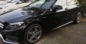 Bán Mercedes C300 AMG năm 2016, màu đen còn mới giá 1 tỷ 550 tr tại Tp.HCM