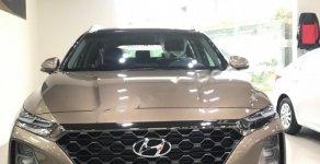 Cần bán Hyundai Santa Fe năm 2019, màu nâu  giá 1 tỷ tại Hà Nội