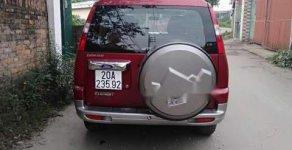 Bán Ford Everest đời 2009, màu đỏ số sàn giá 395 triệu tại Hà Nội