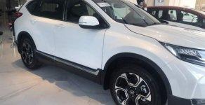 Bán xe Honda CR V L 1.5 Turbo đời 2019, màu trắng, nhập khẩu nguyên chiếc giá 1 tỷ 93 tr tại Tp.HCM