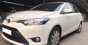 Cần bán xe Vios 2017 đăng ký 2018 bản E, số tự động, màu trắng giá 512 triệu tại Tp.HCM