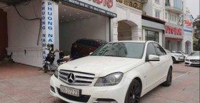 Cần bán gấp Mercedes C250 2011, màu trắng số tự động giá 655 triệu tại Hà Nội