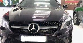 Cần bán xe Mercedes CLA Class đời 2014, màu đen, nhập khẩu, đăng ký lần đầu 1/2015 giá 980 triệu tại Tp.HCM
