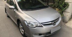 Bán Honda Civic bạc 2008, tự động, xe chính chủ ít đi giá 325 triệu tại Tp.HCM