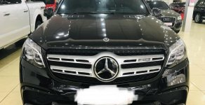Bán Mercedes GLS 400 đã lên fom GLS 63, màu đen, sản xuất và đăng ký 2017, biển Hà Nội giá 4 tỷ 330 tr tại Hà Nội