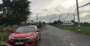 Cần bán Honda Civic năm sản xuất 2018, màu đỏ, xe nhập, xe nhà ít chạy giá 750 triệu tại Tp.HCM