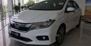 Cần bán Honda City năm 2018, màu trắng, mới 100% giá 599 triệu tại Tp.HCM