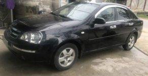 Cần bán Daewoo Lacetti sản xuất năm 2010, màu đen, 209 triệu giá 209 triệu tại Thanh Hóa