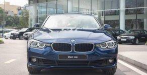 Bán BMW 320i đời 2018, màu xanh, số tự động, máy xăng, nhập khẩu giá 1 tỷ 689 tr tại Hà Nội