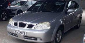 Bán Lacetti 1.6 số sàn, màu bạc, mới chạy có 48,000 km, mua mới năm 2007 giá 130 triệu tại Hà Nội