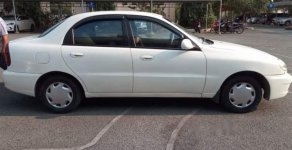 Bán ô tô Daewoo Lanos năm sản xuất 2002, màu trắng chính chủ giá cạnh tranh giá 100 triệu tại Tp.HCM