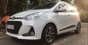 Cần bán Hyundai Grand i10 1.2AT 2017, màu trắng giá 360 triệu tại Tp.HCM