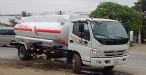 Xe chở xăng dầu  Thaco 9 khối giá 700 triệu tại Hà Nội