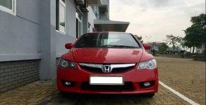 Bán gấp Honda Civic 1.8 AT năm sản xuất 2008, màu đỏ như mới giá 325 triệu tại Thanh Hóa