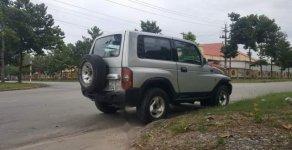 Bán Ssangyong Korando MT năm sản xuất 1999, màu bạc, xe đẹp giá 950 triệu tại Tp.HCM