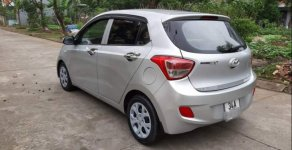 Cần bán gấp Hyundai Grand i10 năm sản xuất 2014, màu bạc, xe nhập giá 265 triệu tại Hải Dương