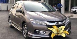 Bán ô tô Honda City 1.5AT đời 2016, màu nâu số tự động, giá chỉ 488 triệu giá 488 triệu tại Tp.HCM