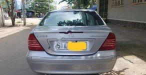 Cần bán xe Mercedes-Benz C200 Kompresor AT sản xuất 2003, đăng ký 2004 giá 270 triệu tại Tp.HCM