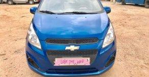 Cần bán xe Chevrolet Spark LS 1.0 MT năm 2015, xe gia đình sử dụng zin 90% giá 218 triệu tại Tp.HCM