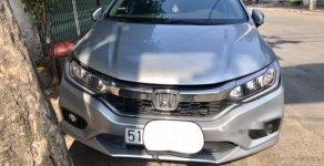 Bán Honda City Top năm sản xuất 2017, màu bạc giá 565 triệu tại Tp.HCM
