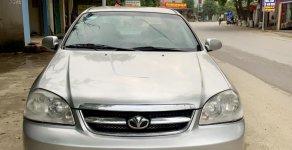 Bán Daewoo Lacetti EX sản xuất 2008, màu bạc, 160 triệu giá 160 triệu tại Thanh Hóa