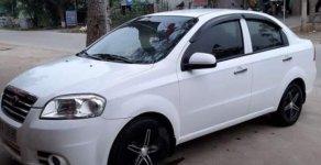 Cần bán gấp Daewoo Gentra đời 2010, màu trắng số sàn giá 173 triệu tại Nghệ An