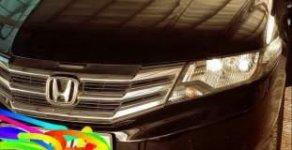 Cần bán lại xe Honda City 1.5MT 2013, màu đen còn mới, giá tốt giá 400 triệu tại Tp.HCM