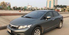 Bán Honda Civic 1.8 số tự động, sản xuất năm 2012, màu xám, nội thất màu kem, đã đi 88000 km giá 485 triệu tại Hà Nội