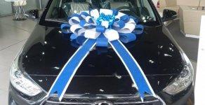 Bán Hyundai Accent 2018 mới 100%, số tự động, động cơ 1.4L, màu đen, lắp ráp trong nước giá 504 triệu tại Tp.HCM