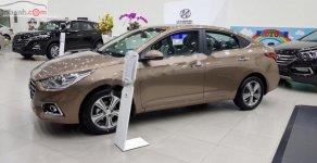 Cần bán Hyundai Accent 1.4 ATH đời 2019, màu vàng, mới 100% giá 545 triệu tại Tp.HCM