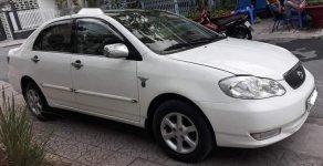 Cần bán gấp Toyota Corolla altis đời 2003, màu trắng xe gia đình, giá chỉ 265 triệu giá 265 triệu tại Vĩnh Long