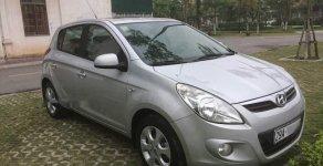 Cần bán Hyundai i20 sản xuất năm 2011, màu bạc, xe nhập chính chủ giá cạnh tranh giá 330 triệu tại Hà Nội