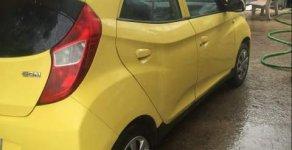 Bán Hyundai Eon 2012, màu vàng, nhập khẩu nguyên chiếc số sàn giá 155 triệu tại Bắc Giang