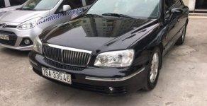 Bán Hyundai XG 3.0AT năm 2004, màu đen, nhập khẩu nguyên chiếc giá 208 triệu tại Hà Nội