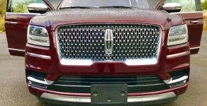 Cần bán Lincoln Navigator Black Label đời 2019, đỏ đô cực hiếm, xe chính chủ, giao ngay tận nhà giá 8 tỷ 200 tr tại Hà Nội